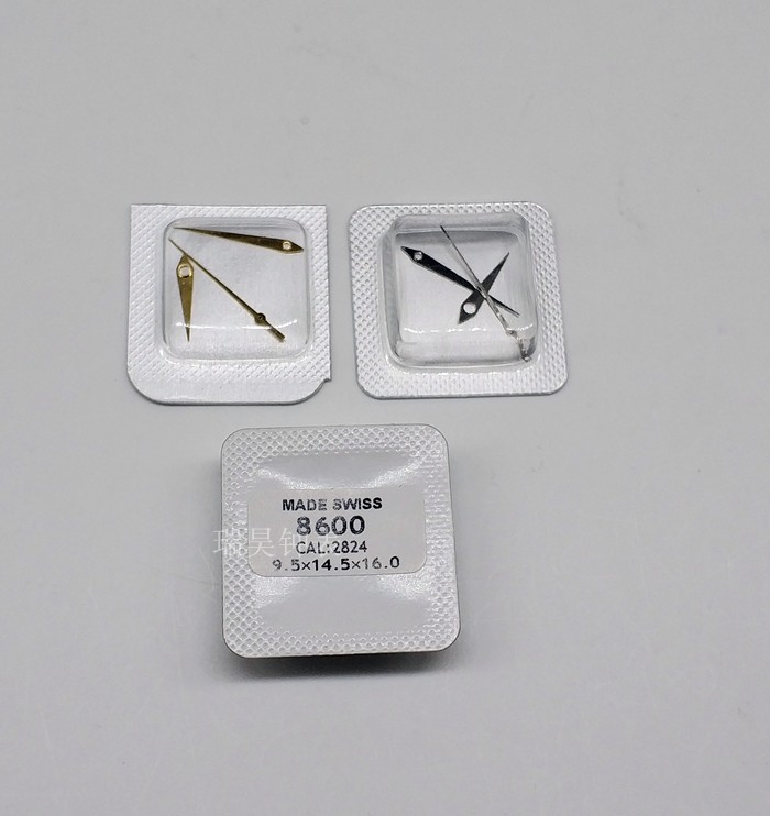 Watch accessories substitute for 8600 male watch ETA2824 movement accessories watch needle