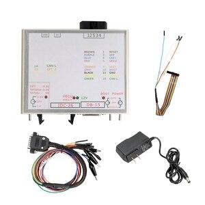 Image 5 - 2019 J2534 adaptador PowerBox uso para programador KTM caja de alimentación KTM para KTM JTAG funciona para KTM eco a J2534 caja de dispositivo KTM FLASH