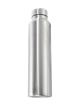 650ml/1000ml Stainless Steel Sport Water Bottle Single-layer Rugged Water Cup Camping Sports Gym Metal Flask Drinkware 6