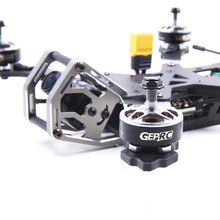 GEPRC KHX5 Elegant 230mm GR2306 2450KV 5.8G 48CH SPAN F4 Tower AIO RC Freestyle FPV Racing Drone PNP/Frsky R-XSR BNF PNP(China)