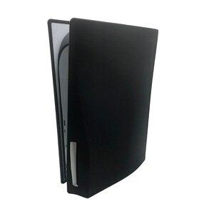 Image 2 - สำหรับ Ps5ดิจิตอลรุ่น Disc เกมเครื่องป้องกันฝุ่นกันน้ำป้องกันซิลิโคน Host Controller แผงผิวอุปกรณ์เสริม