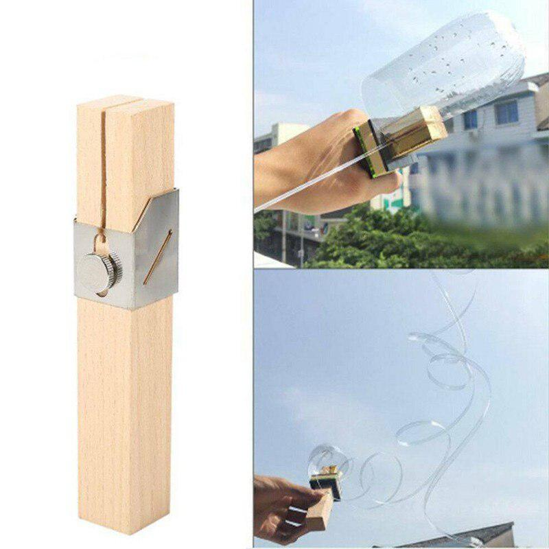 Hobbylane Portable Smart Craft Bottle Rope Cutter Portable Plastic Bottle Cutter Tool For Holiday Decor Household DIY Tools
