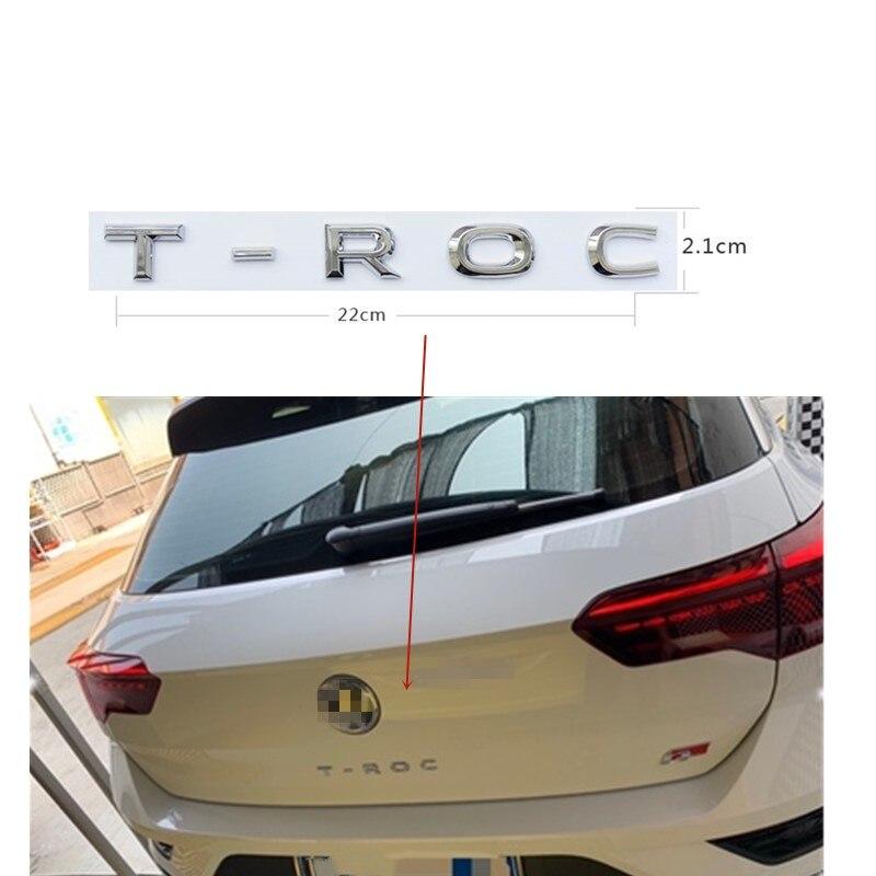T-ROC emblem