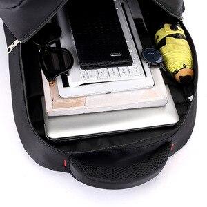 Image 4 - حقيبة ظهر من Crossten EVA لحماية الكمبيوتر المحمول مقاس 15 بوصة حقيبة سفر موتشيلا للأعمال الحضرية حقيبة مدرسية مضادة للمياه