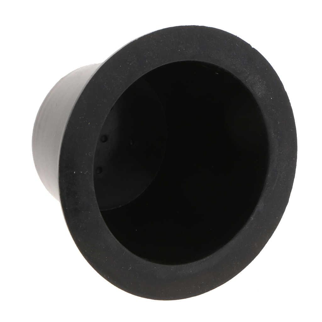Uniwersalna guma obudowa nakrętka osłona przeciwpyłowa samochód LED reflektor hid światło główne osłona przeciwpyłowa nakrętka 53X44mm