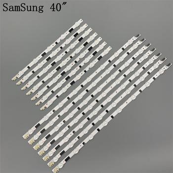 LED Backlight strip 13 lamp For SamSung 40''TV D2GE-400SCA-R3 UA40F5500 2013SVS40F UE40F6400 D2GE-400SCB-R3 UE40F5000 UE40F5700
