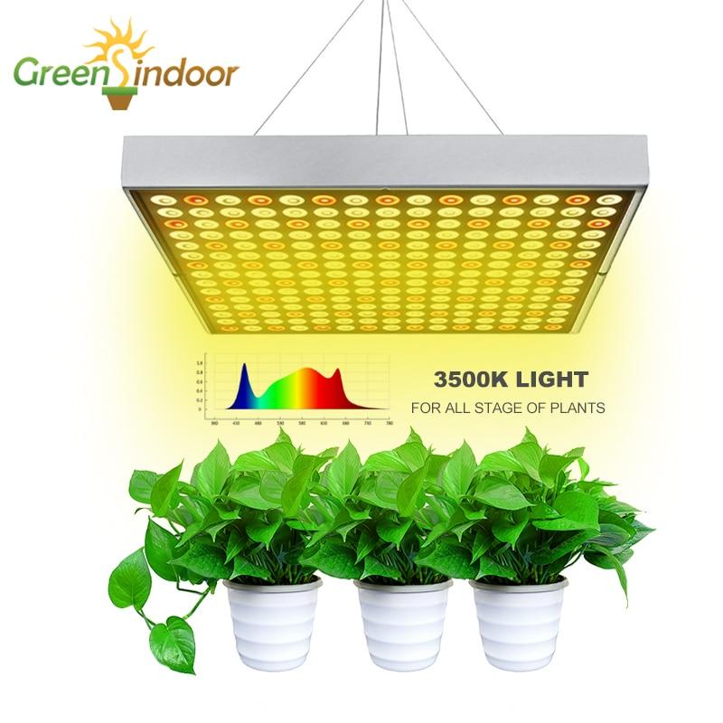 1000W Phyto Lamp 3500K Full Spectrum Lamp For Plants Led Grow Light For Growing Flowering Seedlings Flowers Bloom Grow Tent Box