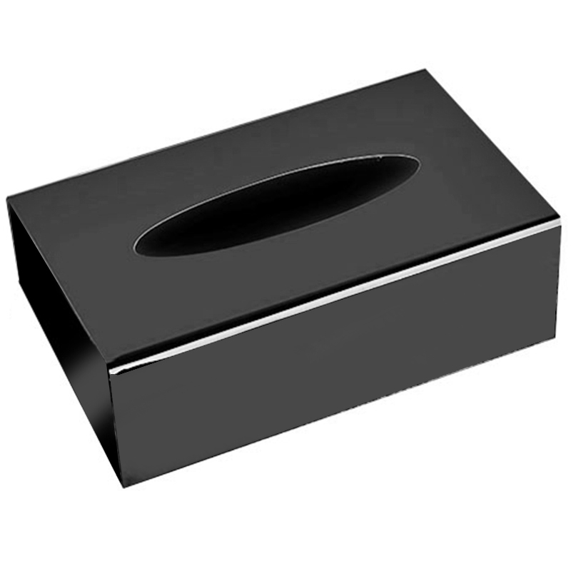Acrylic Tissue Box Tissue Holder Tissue Dispenser for Home Office and KTV|Tissue Boxes| |  - title=