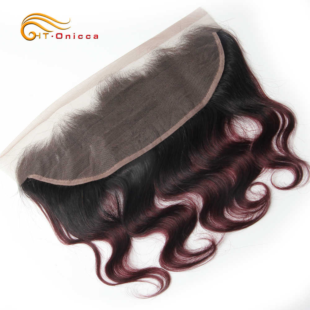 Krullend Haar Met Frontale 13*4 Kant Krullend Frontale Sluiting Met Bundels Afro B Brazilian Hair Weave Remy Dubbele getrokken Haar