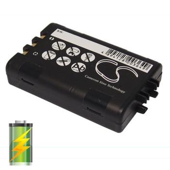 Nuevas baterías de 2000mAh para el símbolo CS-PDT8100 PDT8100 PDT8133 PDT8137 piezas de escáner baterías de repuesto PN 21-58234-01