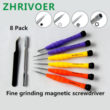 Samsung Huawei Apple iPhone 4S 5S 6plus mobile phone dismantling tool screwdriver combination set