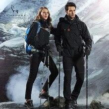 Women Ski Clothes Jacket Suit Race Coat Winter Jacket Men Snowboard Suit Ski Costume Cross Country Esqui Winter Jackets BJ50HX