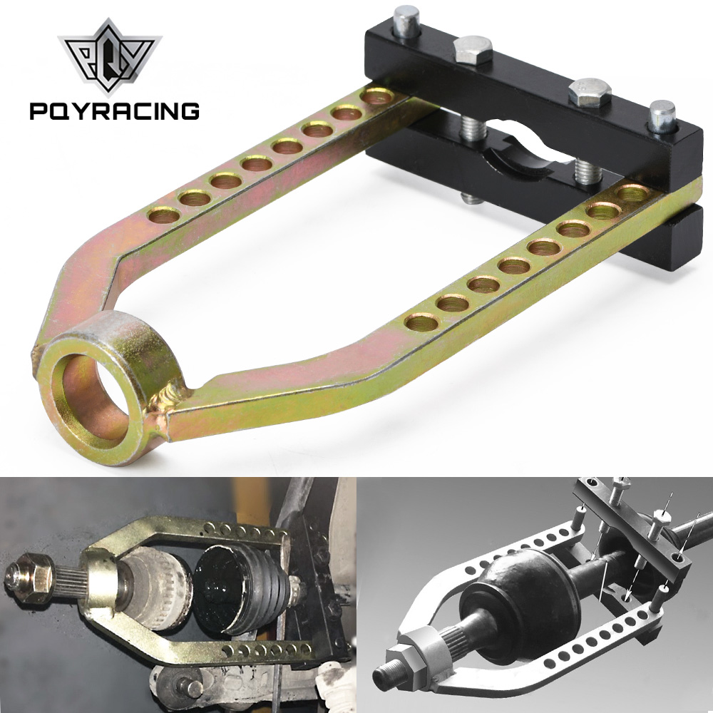 PQY -  Universal Car Cv Joint Puller Tool Propshaft Seperator Splitter Remover Fully Adjustable Assembly Tool PQY-PSS01