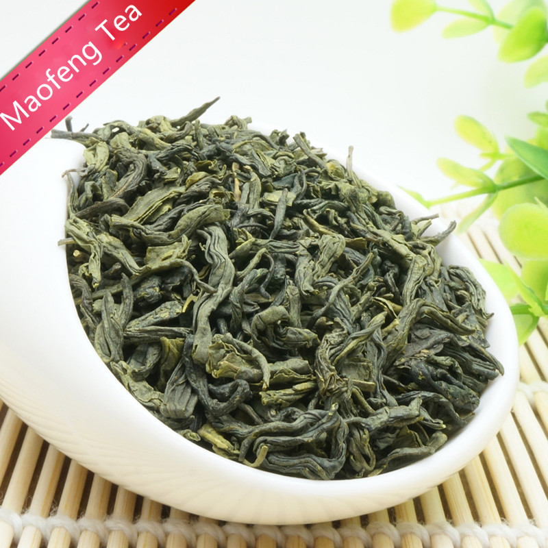 2020 Green Tea Chinese Early Spring Fresh Green Tea Huangshan Maofeng Tea Organic Fragrance Tea For Weight Loss Tea Green Food