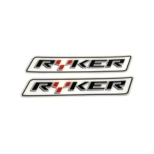 Naklejki na drodze do Can-am Can am Protector motocykl znaczek z symbolem Logo naklejki skuter pokrywa akcesoria 2017 2018 2019 2020 tanie tanio GISAEV CN (pochodzenie) Rubber Anti-slip protection 0 02cm 15cm