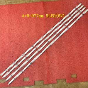 Image 4 - 5 Bộ = 40 Chiếc Đèn Nền LED Dây Cho LG 47LB600 47LB5800 47LB6500 Innotek DRT 3.0 47 Inch Một B 6916L 1715A 1716A 6916L 1961A 1962A