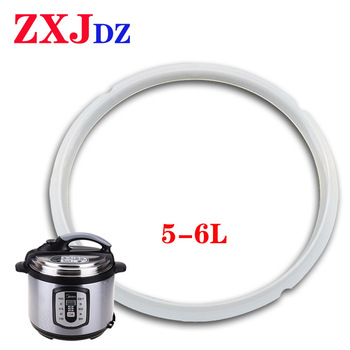 5-6L electric pressure cooker seal ring pressure cooker accessories silicone ring pressure cooker pot ring counter top commercial electric noodle cooker chinese noodle cooker counter top electric pasta cooker