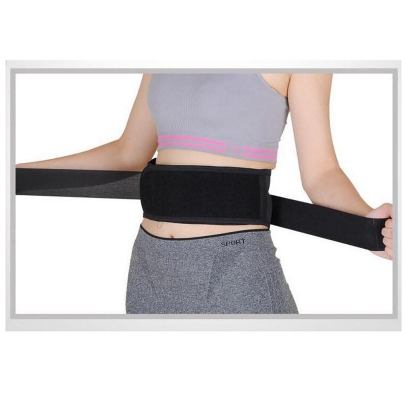 1 Pcs Creative Self-heating Magnetic Tourmaline Waist Brace Support Useful Lumbar Disc Therapy Belt Sports Protector