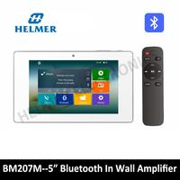 5 touch screen in wall amplifier,Home Audio video music system,Bluetooth digital stereo amplifier,Home Theater Digital Cinema
