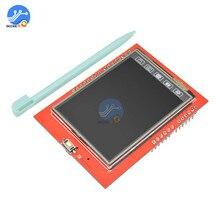 2,4 zoll LCD Display TFT Touch Screen Schild 240x320 18-bit Spfd5408 Bildschirm Controller für Arduino UNO r3 Mega2560