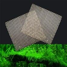 Wire-Mesh-Pad Aquarium Fish-Tank Decor Plants New 8x8cm 1pcs Moss-Net Top-Quality Stainless-Steel