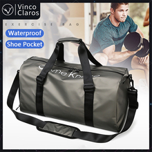 High Quality Waterproof Oxford Sport Gym Bag Men Weekender Duffle Bag Overnight Luggage Bag Shoe Bags for Travel Unisex New 2020