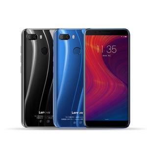 Image 5 - Versión Global Lenovo K5 Play 3GB 32GB 18:9 Pantalla completa identificación de huellas dactilares 13MP Cámara Dual 5,7 pulgadas teléfono inteligente Snapdragon 430 celular