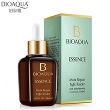 Bioaqua 30ml soin de la peau acide hyaluronique liquide Anti-rides sérum blanchissant Anti-âge hydratant pur collagène Essence huile(China)