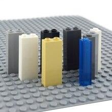 Creative Toys Classic-Parts Technical 2453 Building-Blocks 1x2x5-Bricks Educational 1x1x5