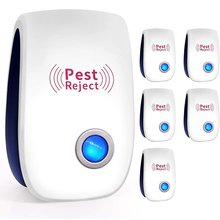 6pcs ultrasonic insect repellent indoor deworming and rodent