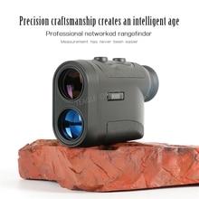 цена на Laser Range Finder Hunting 800m Telescope Laser Distance Meter Golf Digital Monocular Range Finder Angle measuring tool