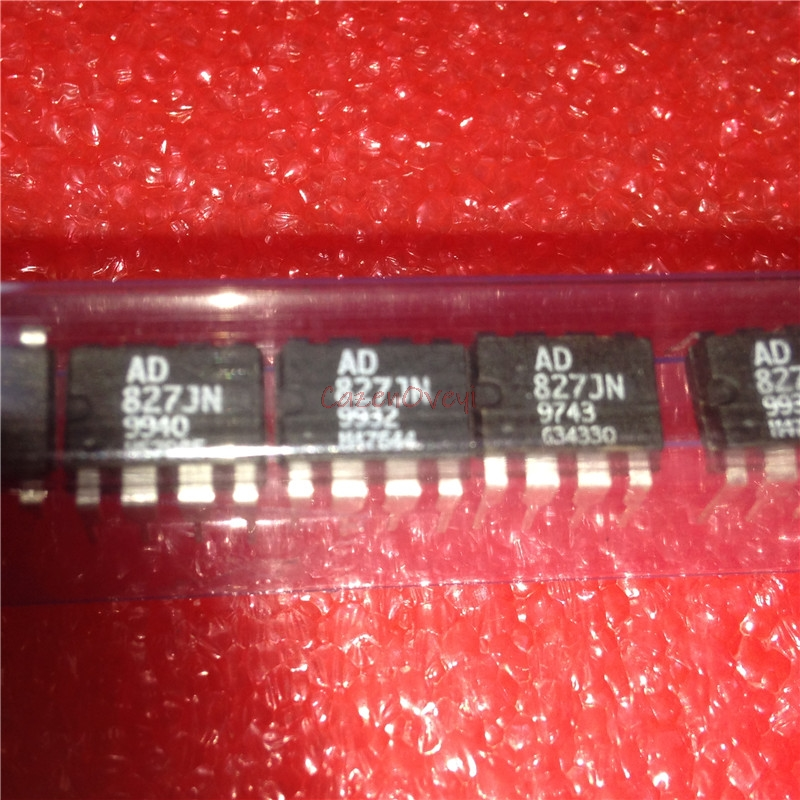 5pcs/lot AD827JN AD827 DIP-8 New Original