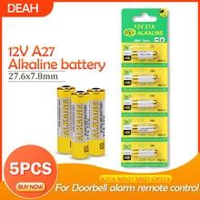 Alkaline-Battery Doorbell-Alarm Remote-Control A27 L828 R27A K27A G27A MN27 V27GA MS27