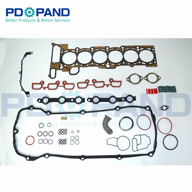 Top Quality Engine Overhaul Rebuilding Gasket Kit Upper And Lower For BMW M54B30