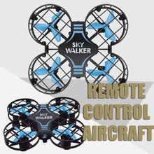H823H Mini Grid Quad Rotor Drone Mini Remote Control Airplane Children's Toy Model Remote Control Toy Children's Gift
