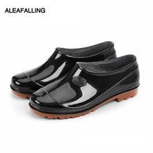 Сапоги aleafalling женские водонепроницаемые Уличная обувь унисекс