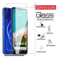 Para xiaomi 3 protectora de vidrio para Xiaomi Mi A3 Xiomi MiA3 Xiami CC9e templado Protector de pantalla 3 M1906F9SH M1906F9SI hoja