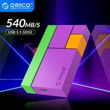 Orico chroma внешний ssd жесткий диск 1 ТБ 500 Гб 250 ГБ Мини