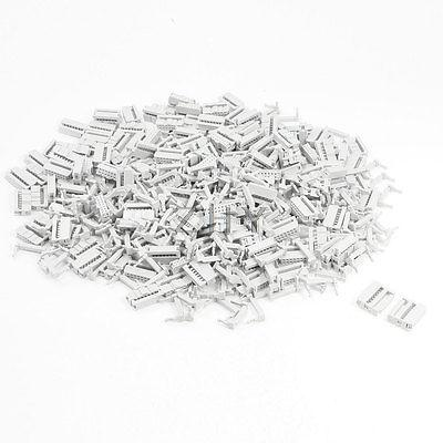 200 Pcs Dual Row 14 Pin IDC Socket Connector Male Header 2.2mm FC-14P