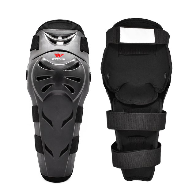 WOSAWE Adult Motorcycle Knee Pads Moto Protection Riding Elbow Guard Motocross Motorbike Off-road Racing MTB Knee Pads ML318 4