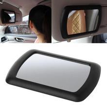 цены Sun Visor Mirror Large Car Makeup Sun-shading Mirror Car Cosmetic Mirror Vanity Mirror Auto Supplies