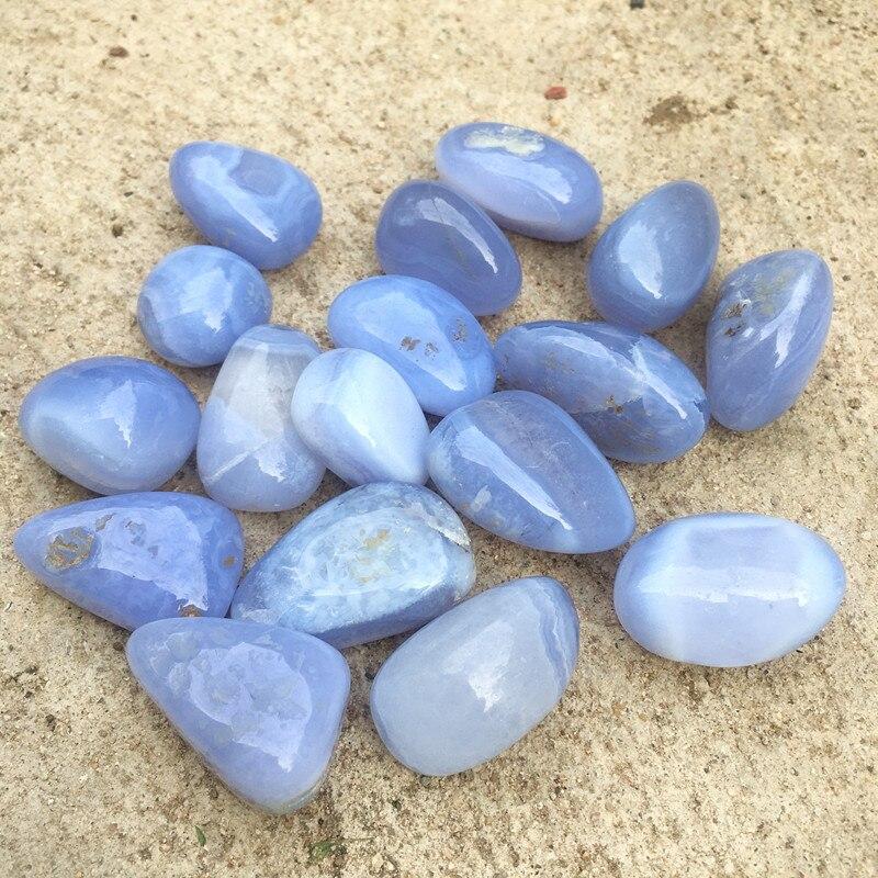 Кристаллы, лечебные камни, натуральные синие кружева, агат, опущенные камни для украшения дома