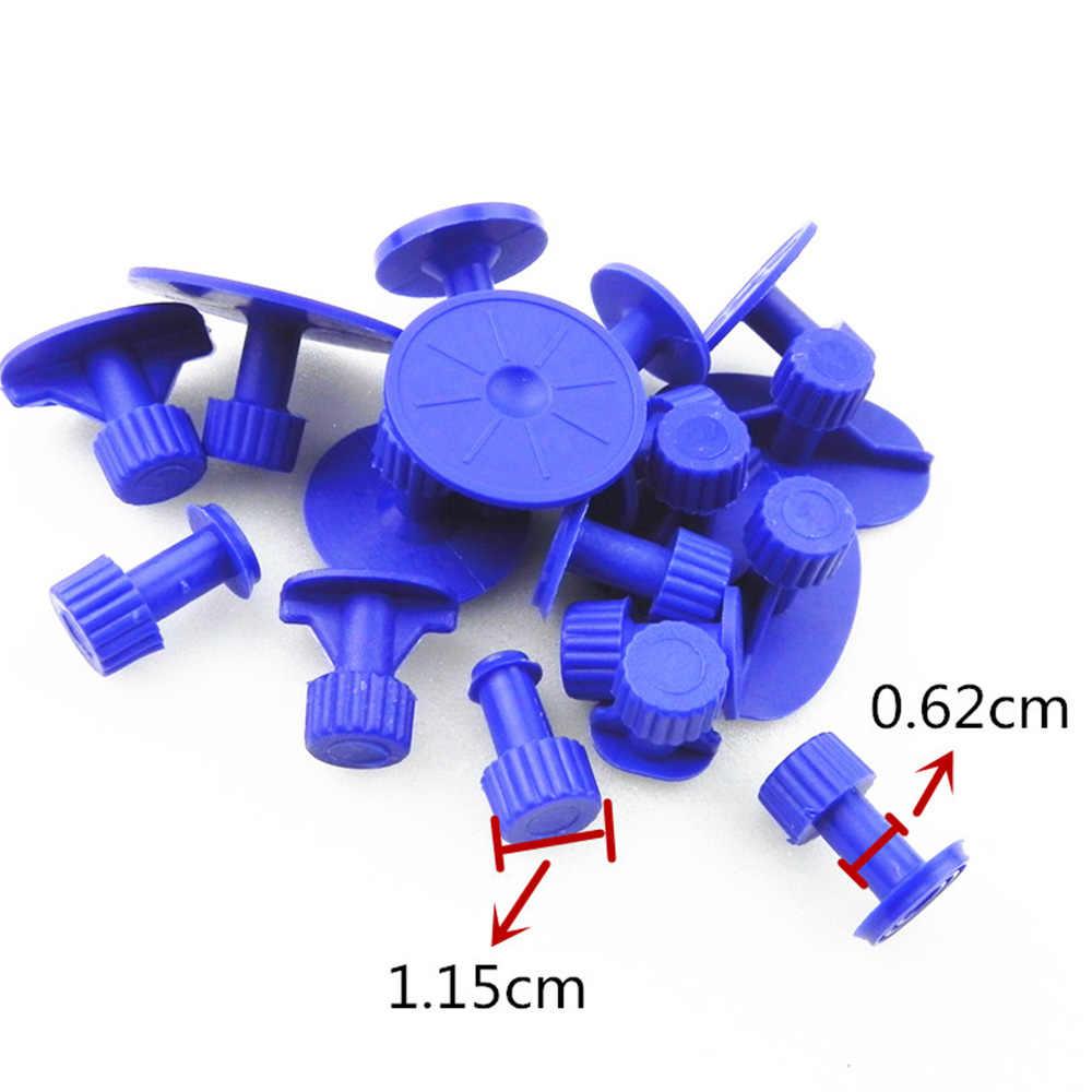 Автомобиль слайд hammer Dent Съемник комплект вмятин ремонт град удаление набор PDR инструментов с 18 вкладки для авто инструмент для восстановления кузова
