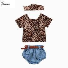 3 шт., футболка с коротким рукавом и шорты для новорожденных