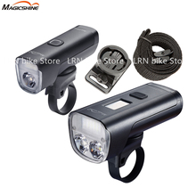 Helmet Headlights Bicycle-Lamp Mountain-Bike Garmin Usb-Charging Magicshine Allty 2000 Lumen