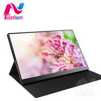 Lantastion 13.3 inch portable monitor for type-c hdmi port for laptop computer phone xbox switch ps3 ps4 gaming monitor