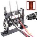Tragbare Automatische Abisolieren Maschine & Manuelle Peeling Maschinen Stripper Stripper für 1 30mm Hand Tool Connect Hand bohrer-in Zangen aus Werkzeug bei