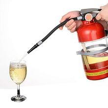 New 2L Fire Extinguisher Wine Drink Dispenser Party Beer Water Barrels Bar Beverage Liquor