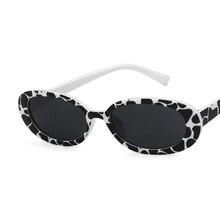 בציר שחור כיכר משקפי שמש נשים יוקרה מותג קטן מלבן שמש משקפיים נשי שיפוע ברור מראה