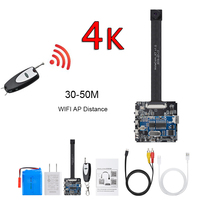 13MP Ultra HD Real 4K 2.7k 2k 1080P WiFi 30fps 60fps P2P Mini Remote Camera Video Recorder Camcorder Wide Angle Drone DIY module